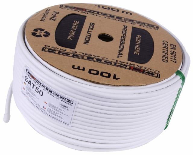Koncentryczny kabel antenowy