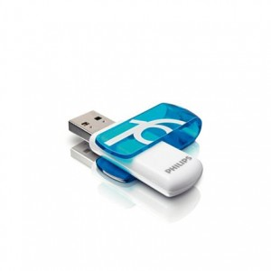 Philips Pendrive VIVID USB 2.0 16GB FM16FD05B