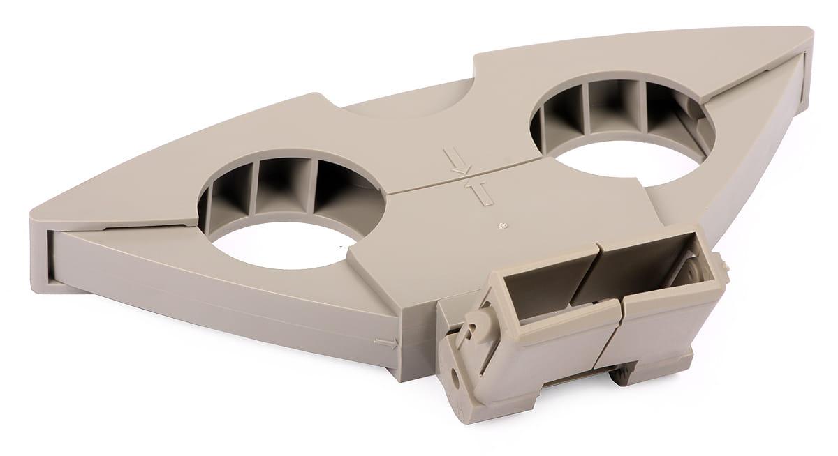 Uchwyt drugiego konwertera DuoBlock 6 Triax
