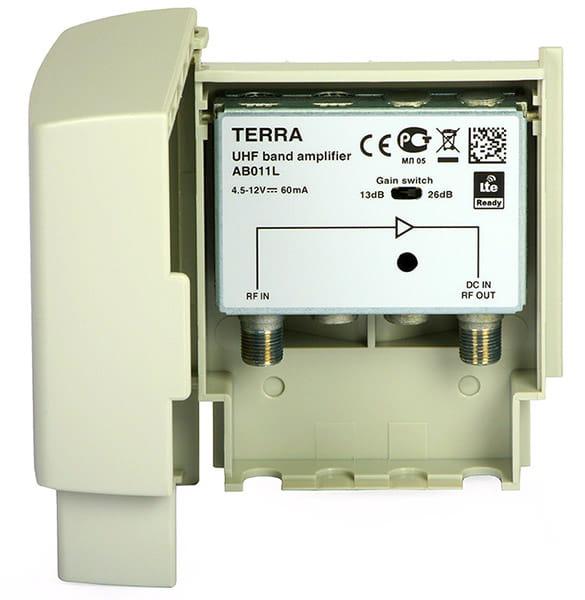 Wzmacniacz Terra AB011L DVB-T